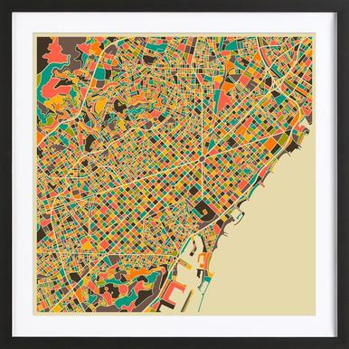 Buy Framed Barcelona Prints and Art Online | JUNIQE UK