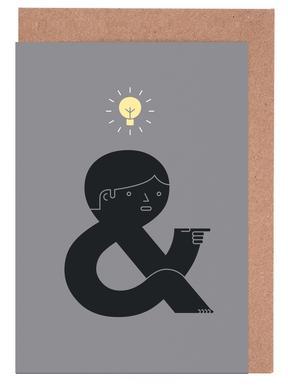 An Idea Set de cartes de vœux