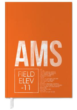 AMS Amsterdam Personal Planner