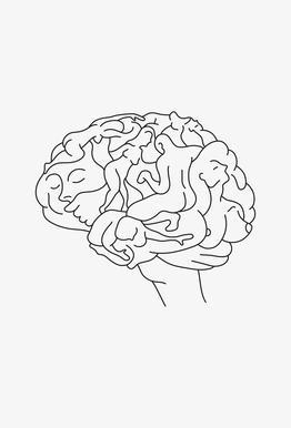 Brainstorm Impression sur alu-Dibond