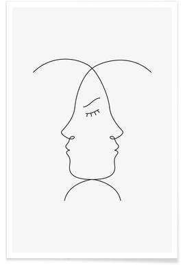 Emoticons Affiche