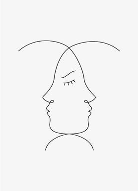 Emoticons Canvas Print