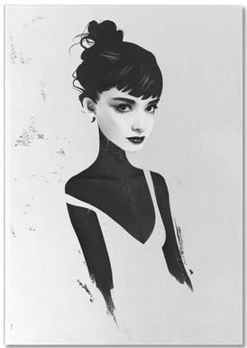 Oh, Audrey Notepad