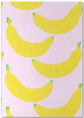 Spontaneous Bananas notitieblok