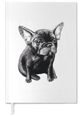 French Bulldog Personal Planner