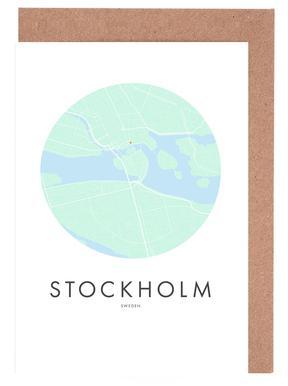 Metropolitan - Stockholm wenskaartenset