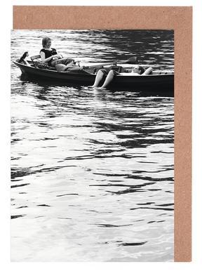 Paddle wenskaartenset