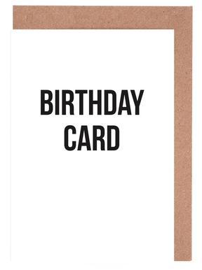 birthday card cartes de vœux