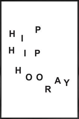 6dcdaf8005a hip hip hooray als Tasse von Cult Paper | JUNIQE