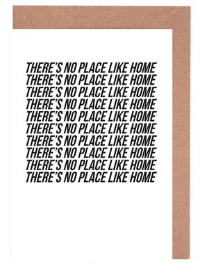theres no place like home cartes de vœux