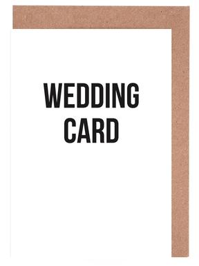 wedding card cartes de vœux