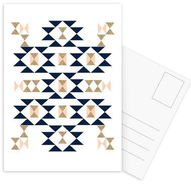 Jacs Set de cartes postales