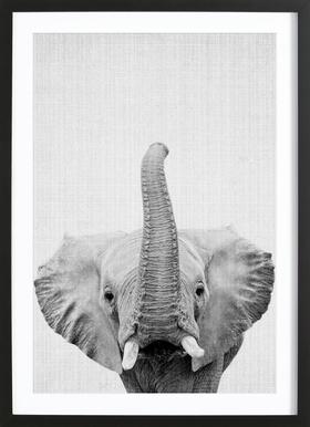 Print 50 Framed Print