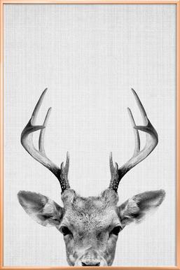 Print 38 Poster in Aluminium Frame