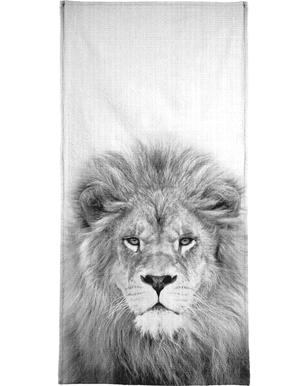 Lion Serviette de bain