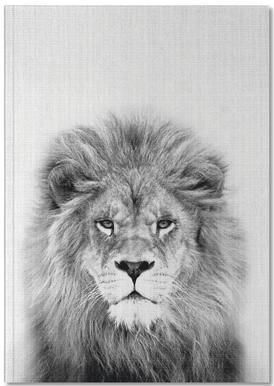 Lion Notitieboekje