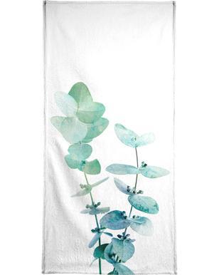Print 18 serviette de bain