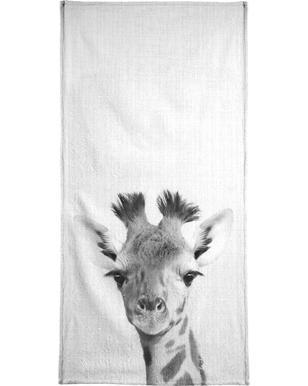 Print 40 serviette de bain