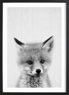 Print 70 Affiche sous cadre en bois