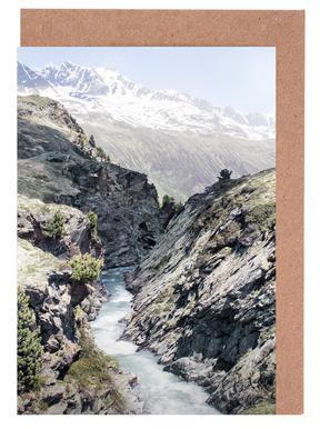 Alpenfluss Greeting Card Set