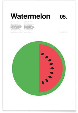 Watermelon -Poster