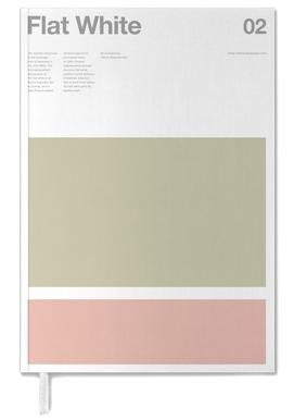 Flat White Personal Planner