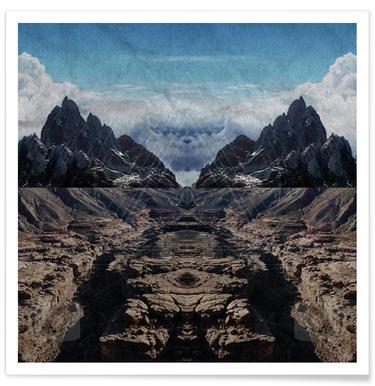 Someday - Landscape Poster