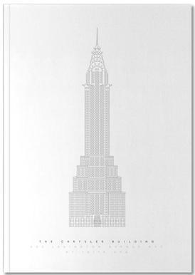 The Chrysler Building Carnet de note