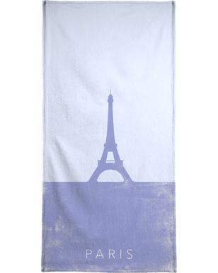 Paris Bath Towel
