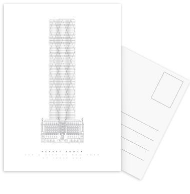 Hearst Tower Postcard Set