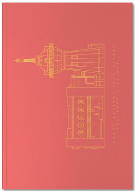 Planet Express Notitieboekje
