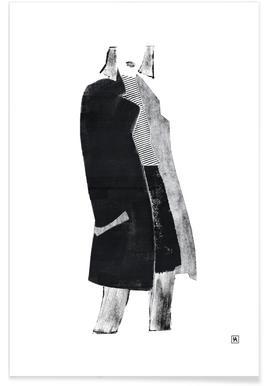 Monotype 4 Poster