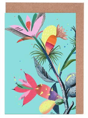 Botanica Branch 1 Greeting Card Set