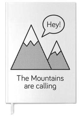 Mountains Personal Planner