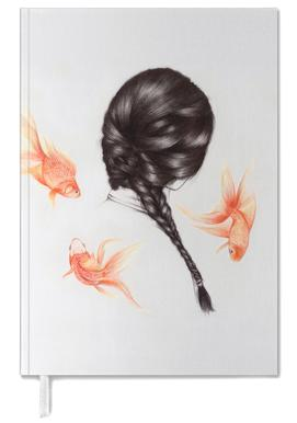 Fish Hair 1 Personal Planner