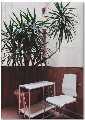 Walden Chair -Notizblock