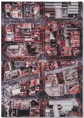 Barcelona Notizbuch