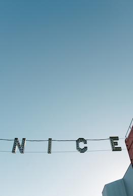 Ve-Nice -Acrylglasbild