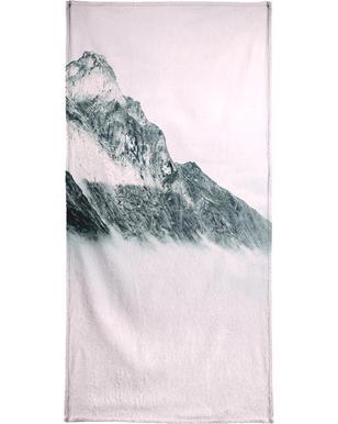 Pink handdoek