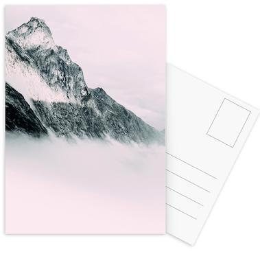 Pink ansichtkaartenset