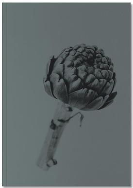Artichoke Grey Notebook