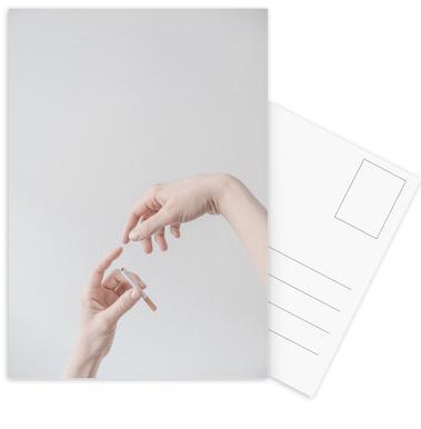 Creation of Adam Postcard Set