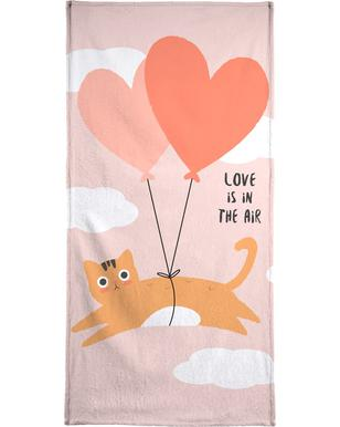 Love Is in the Air handdoek