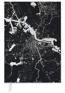 Amsterdam Black Terminplaner