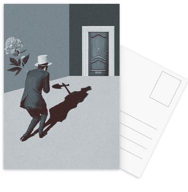 Date Night -Postkartenset
