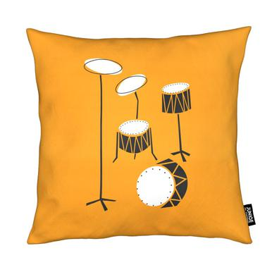 Drums Cushion