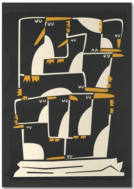 Penguins Carnet de note
