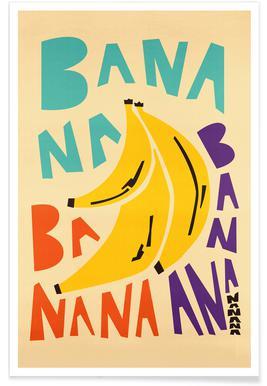 Bana Banana Affiche
