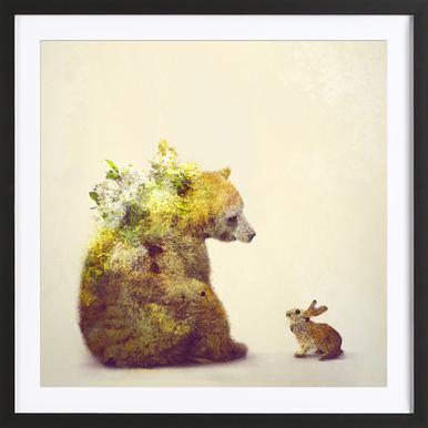 Buy Framed Bear Prints and Art Online | JUNIQE UK
