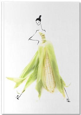 Corn Notitieboekje